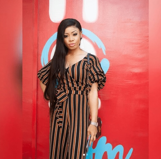 'You are are cheap cheating olosho' - Nina's Boyfriend Collins Slams Her