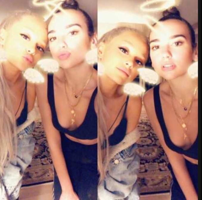 Ariana Grande & Dua Lipa - Bad To You mp3 download