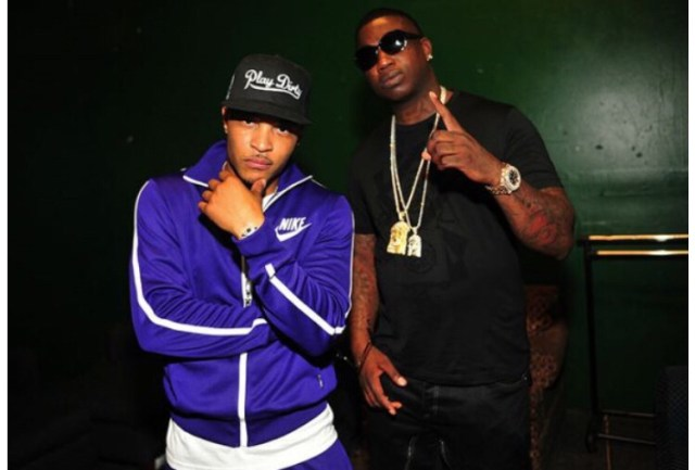 T.I. TELLS GUCCI MANE TO SHUT UP AND STOP CLAIMING HE STARTED TRAP MUSIC