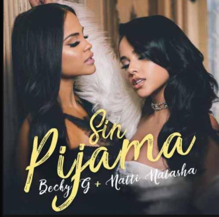 Becky G & Natti Natasha - Sin Pijama mp3 download