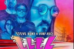 Steve Aoki & Vini Vici – Moshi Moshi ft. Mama Aoki