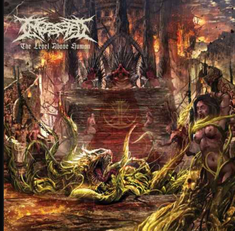 Ingested - The Level Above Human Album download