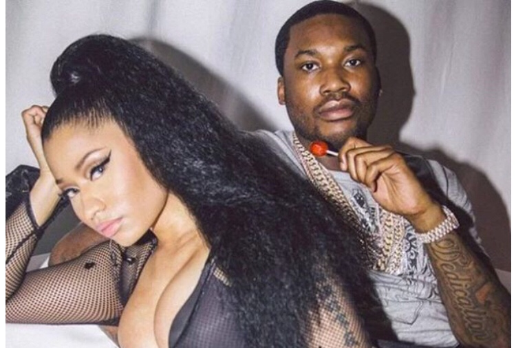 NICKI MINAJ AND MEEK MILL ARE BACK TOGETHER?