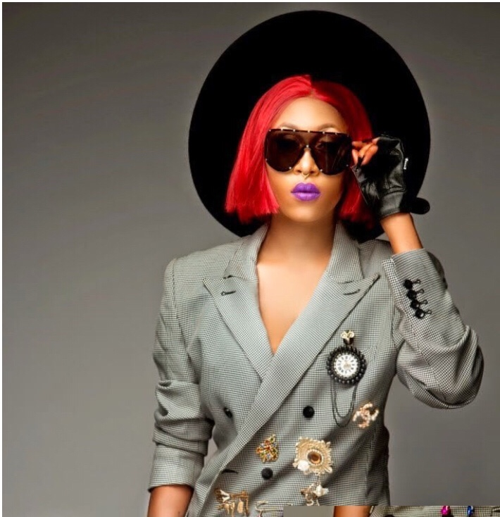 Cynthia Morgan in Trouble Over Her unpaid House Rent and Tax Evasion