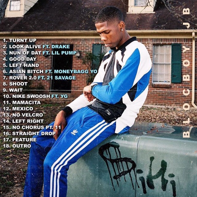 Download Album: Blacboy JB