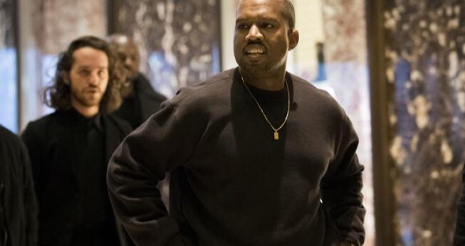Kanye West Gets An Invite To Visit Slave Ports In Africa By Nigerian Lawmaker