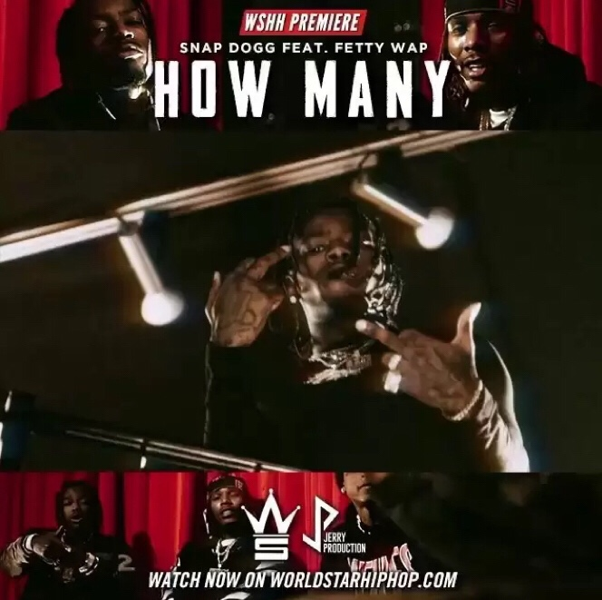 Snap Dogg ft. Fetty Wap - How Many mp3 download