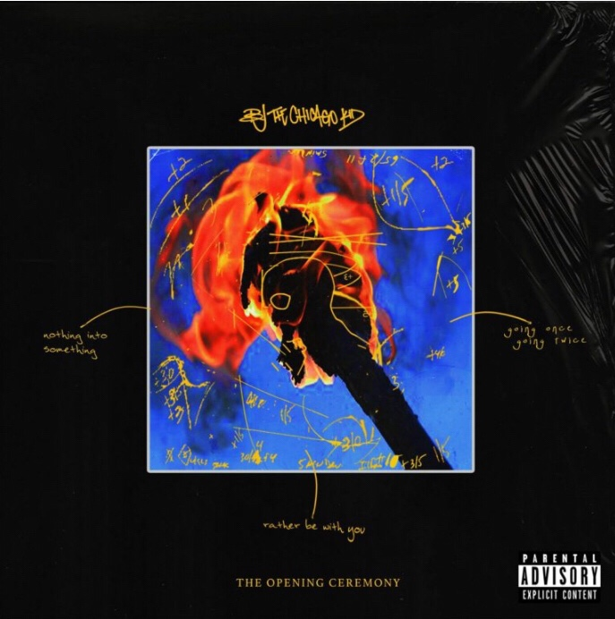 BJ The Chicago Kid - The Opening Ceremony EP download