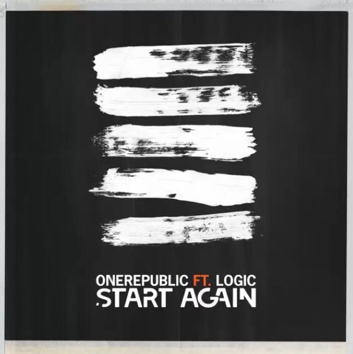 One Republic ft. Logic - Start Again mp3 download
