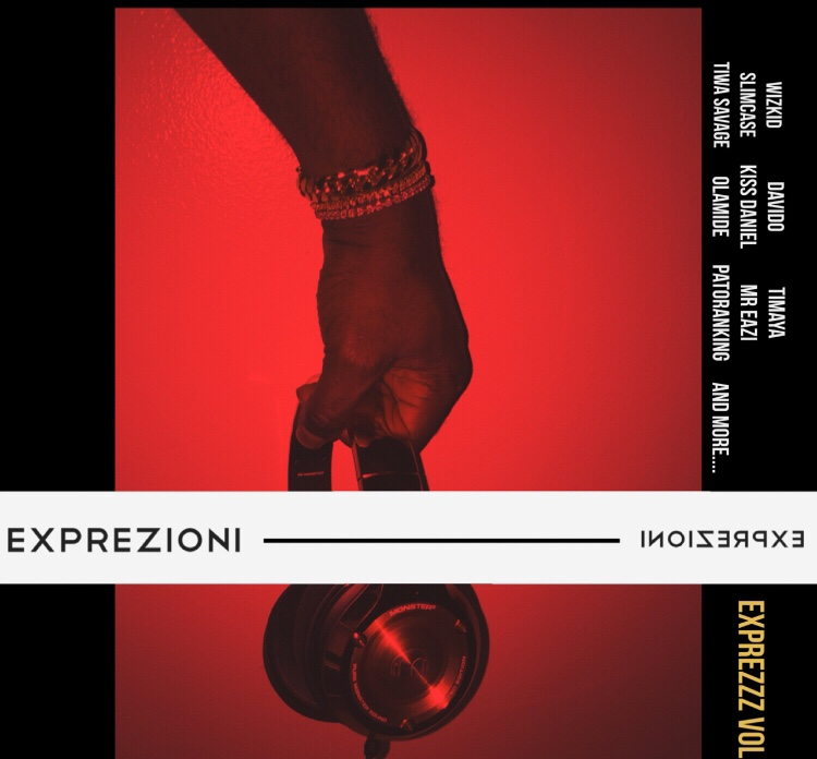 Classy DJ Exprezioni - EXPREZZZ Vol.7 Mix ft. Davido, Wizkid, Olamide, Slimcase & Mr Real.