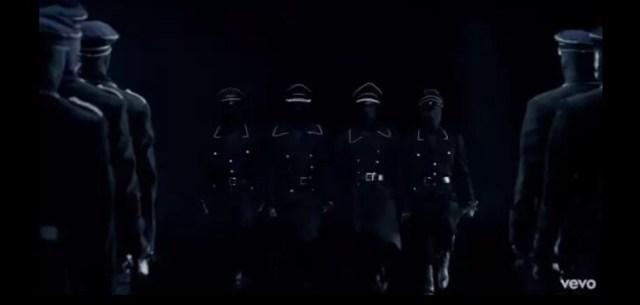 Black Eyed Peas Ring The Alarm Pt. 1, Pt. 2, Pt. 3 Video