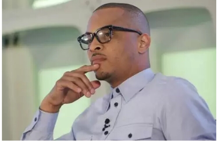 T.I. Compares Mugshots Of Black And White Men, Demands Answers