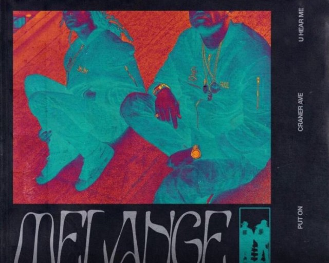 Audio Push - Melange ep download