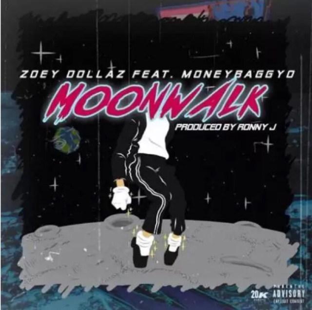 Zoey Dollaz - Moon Walk ft. Moneybagg Yo mp3 download
