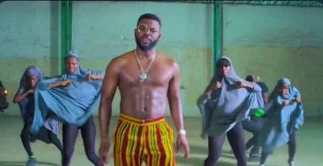 Falz Ordered By Islamic Group To Take Down