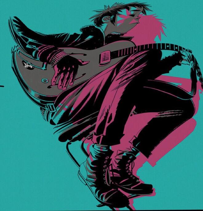 Gorillaz - Sorcererz mp3 download