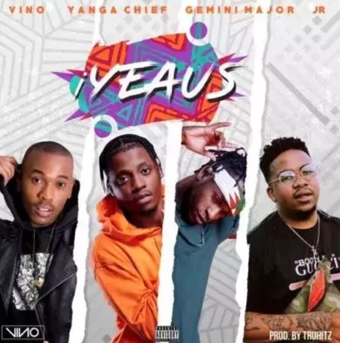 DJ Vino - Iyeaus ft. Yanga Chief, Gemini Major & JR mp3 download