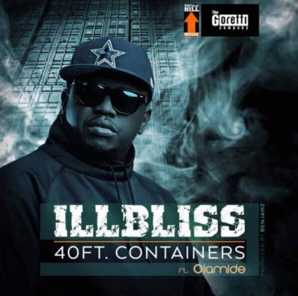 Illbliss - 40 Feet Container ft. Olamide mp3 download