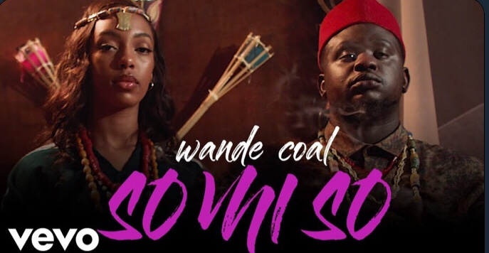 Wande Coal - So Mi So (Video)