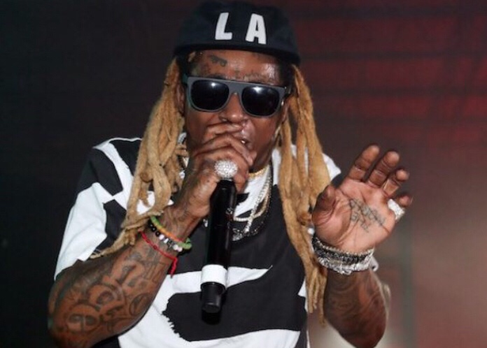 Watch Lil Wayne Rhyme over 150 words with Suicide in a verse