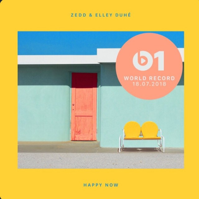 Zedd & Elley Duhe - Happy Now mp3 download
