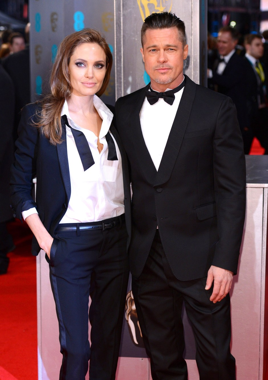 Why Angelina Jolie's Waging War Over Custody With Brad Pitt: 'She Sees the Writing on the Wall'