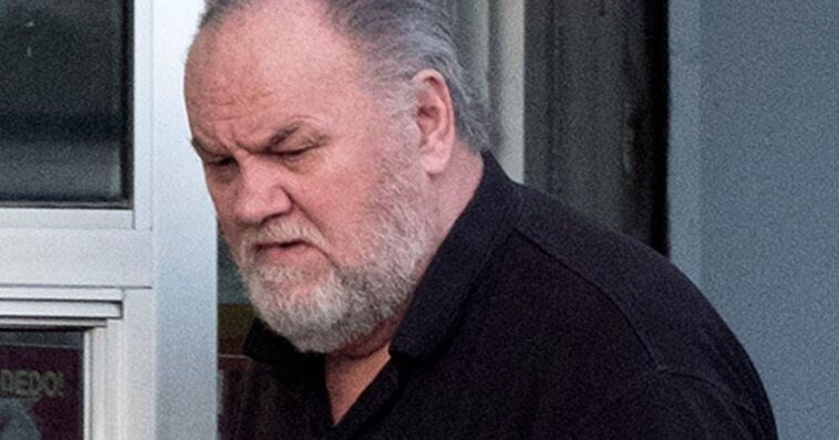Meghan Markle's dad Thomas Markle set to launch clothing line for men