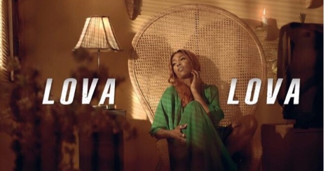 Tiwa Savage - Lova Lova ft. Duncan Mighty (Video)