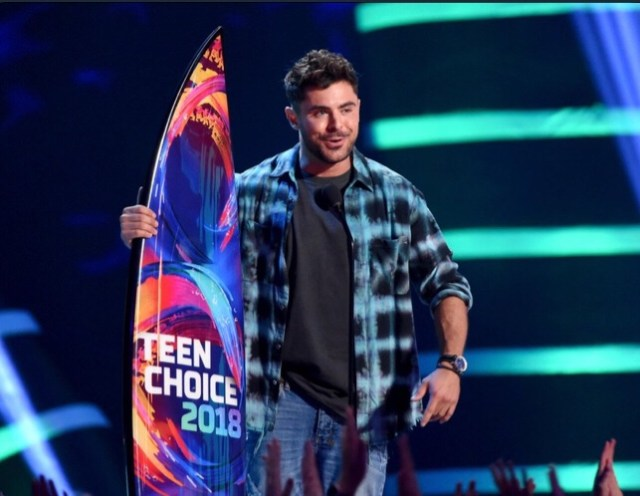 Teen Choice Awards 2018 Winner's List