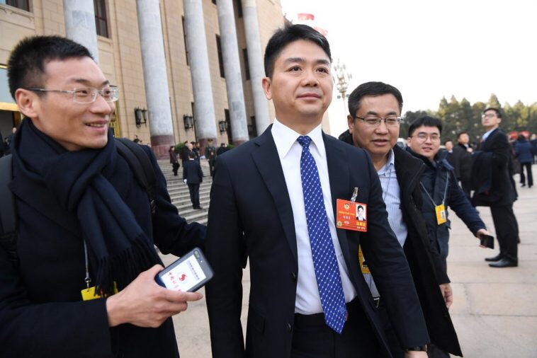 Chinese billionaire, Richard Liu, arrested for sexual assault