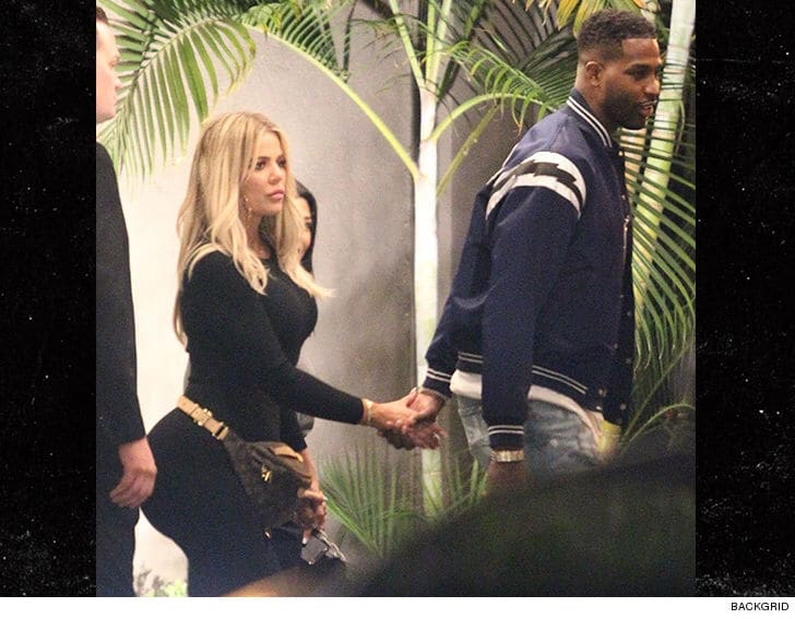 Khloe Kardashian and Tristan Thompson show solidarity amidst cheating rumours