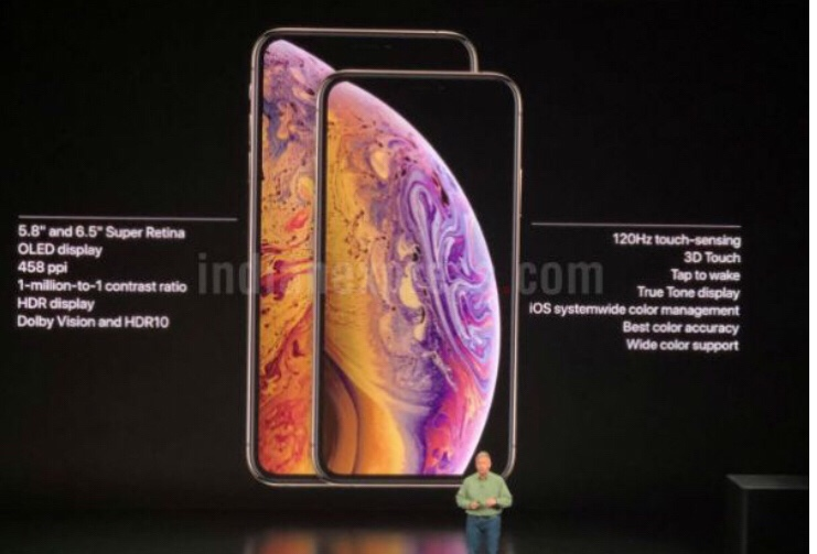 APPLE's NEW IPHONE XS MAX $1099 AND A BUDGET BASE MODEL $749