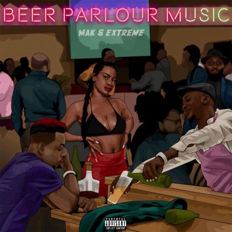 M.A.K & Extremebeatz – Beer Parlour Music (EP)