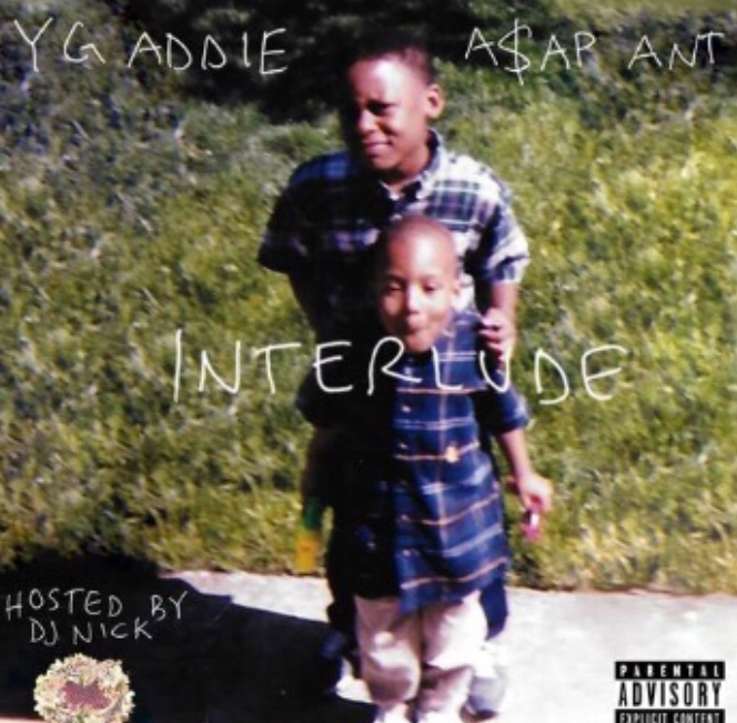 Asap Ant - The Interlude (Album)