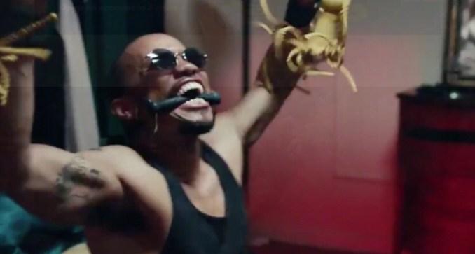 Anderson. Paak ft. Kendrick Lamar - Tints (Video)