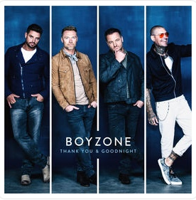 Boyzone – Thank You & Goodnight (Album)