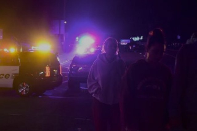 Mass Shooting In Thousand Oaks California as 12 reported dead