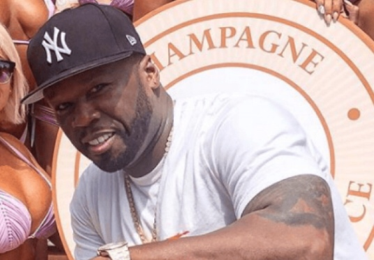 50 Cent Offered $30 Million For Slogan