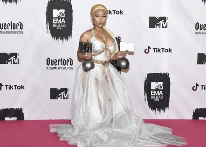 Kenneth Petty and Nicki Minaj Had Dated In The Past According To New Reports