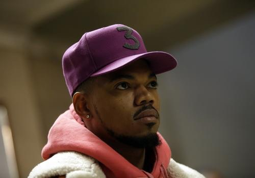 Chance The Rapper Says He Regrets Making A Song With R. Kelly