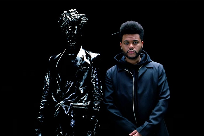 The Weeknd and Gesaffelstein - Lost In The Fire  (Video)