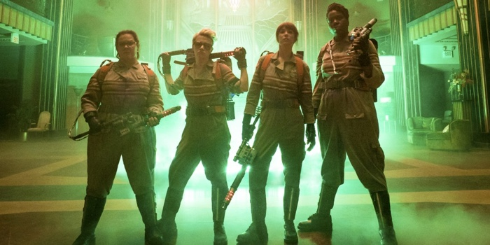 Ghostbusters 3' Movie First Trailer
