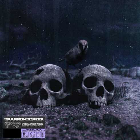 BONES & Eddy Baker – SparrowsCreek album