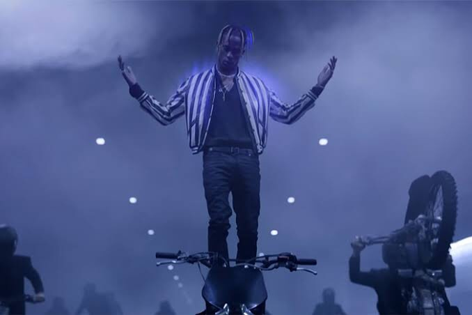 Travis Scott - Can't Say (Music Video)