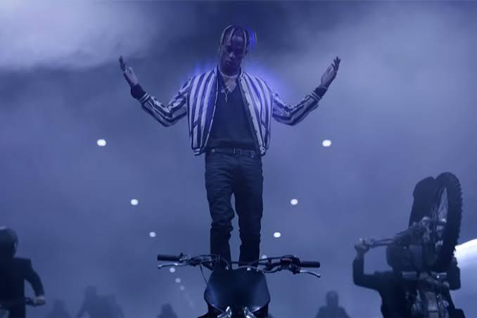 Travis Scott - Can't Say (Music Video)