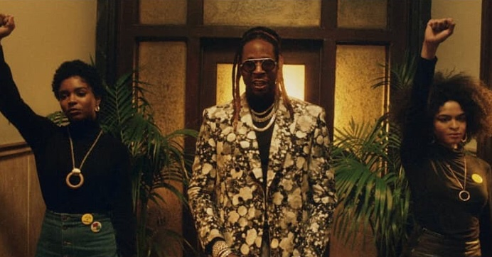 2 Chainz - Money In The Way (Video)
