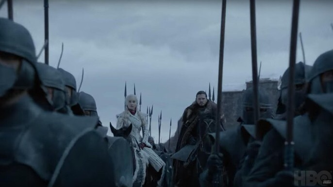 Game of Thrones Season 8 Trailer Video