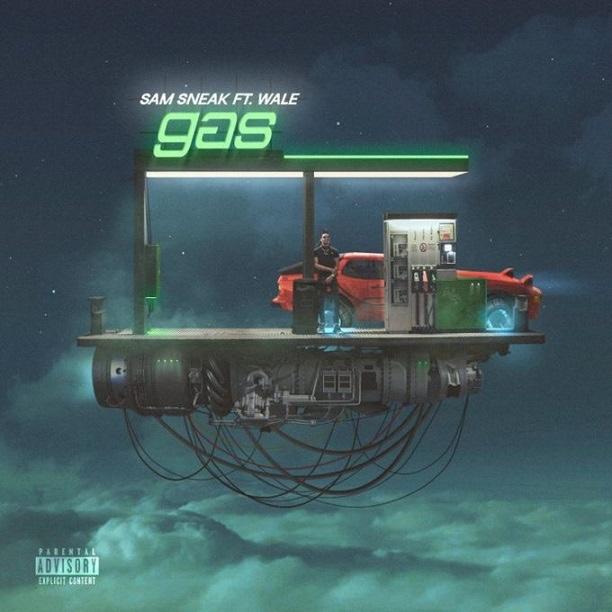 DJ Sam Sneak - Gas ft. Wale (mp3 download)