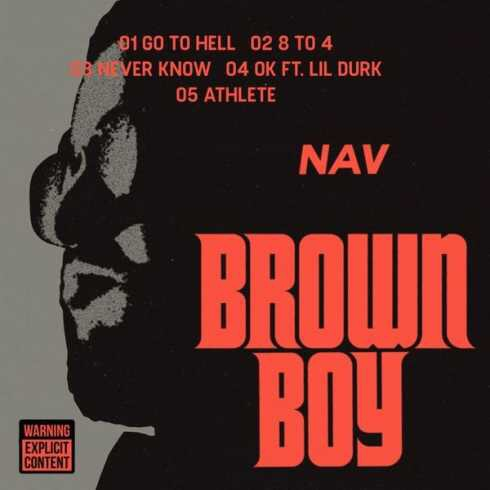 Nav – Brown Boy (EP)