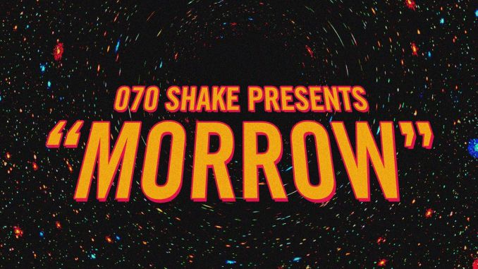 070 SHAKE – MORROW / NICE TO HAVE
